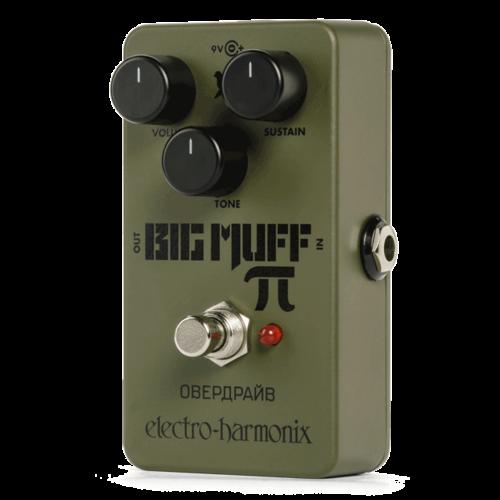 Electro Harmonix Electro Harmonix Green Russian Big Muff Pedal