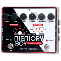 Electro Harmonix Deluxe Memory Boy Analog Delay Pedal