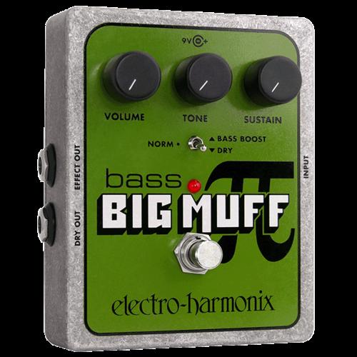 Electro Harmonix Electro Harmonix Bass Big Muff Pi Fuzz Pedal