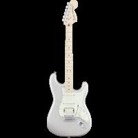 Fender Deluxe Stratocaster HSS, Blizzard Pearl