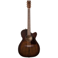 Art & Lutherie Legacy Concert Hall Electro-Acoustic, Solid Spruce Top, Wild Cherry Back, Cutaway, Bourbon Burst w/ Q1T Pickup