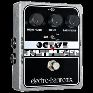 Electro Harmonix Octave Multiplexer Pedal