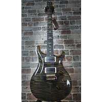 PRS Artist Pack Custom 24, Quilt Obsidian, Matching Pattern Thin Stained Maple Neck #238865