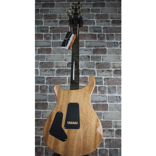 PRS PRS Artist Pack Custom 24, Quilt Obsidian, Matching Pattern Thin Stained Maple Neck #238865