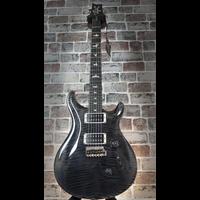 PRS Custom 24 10 Top, Grey Burst, Ebony Fingerboard #236900