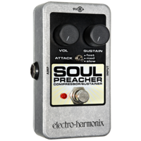 Electro Harmonix Soul Preacher Nano Compressor/Sustainer Pedal