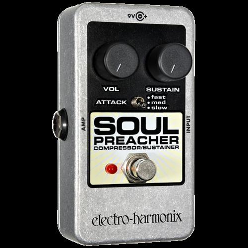 Electro Harmonix Electro Harmonix Soul Preacher Nano Compressor/Sustainer Pedal