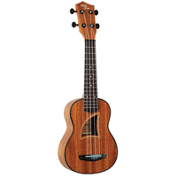 Eddy Finn EF-9 Tropical Mahogany Soprano Ukulele