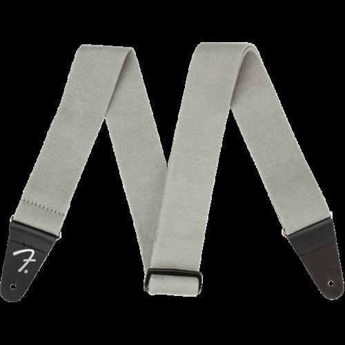 """Fender Accessories Fender Strap 2"""" SuperSoft, Grey"""