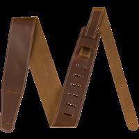 Fender Strap Broken-In Leather, Tan