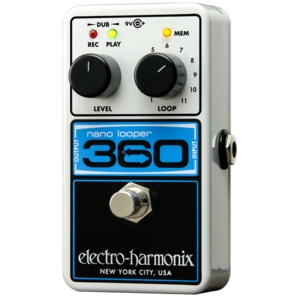 Electro Harmonix 360 Nano Looper Pedal