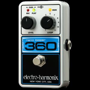 Electro Harmonix Electro Harmonix 360 Nano Looper Pedal
