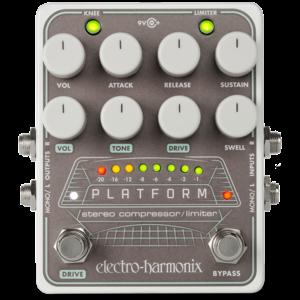 Electro Harmonix Platform Stereo Compressor/Limiter Pedal