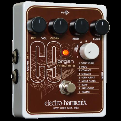 Electro Harmonix Electro Harmonix C9 Organ Machine Pedal