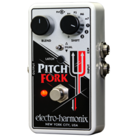 Electro Harmonix Pitch Fork Polyphonic Pitch Shifter Pedal