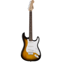 Squier Bullet Stratocaster Hard Tail, Brown Sunburst