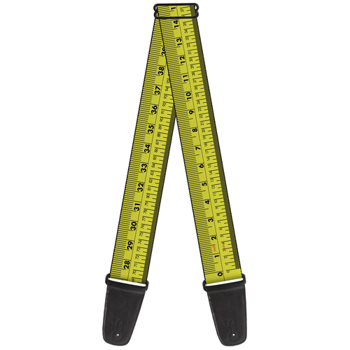 Buckle-Down Buckle Down Ruler Guitar Strap