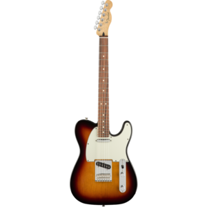 Fender Player Telecaster, Pau Ferro Fingerboard