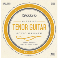 D'Addario EJ66 Tenor Guitar String Set