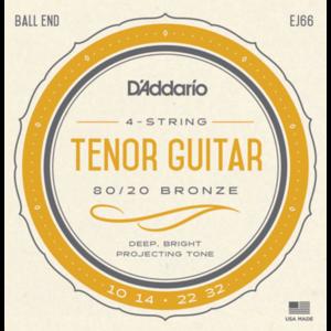 D'Addario EJ66 Tenor Guitar String Set