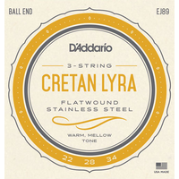 D'Addario EJ89 Cretan Lyra String Set