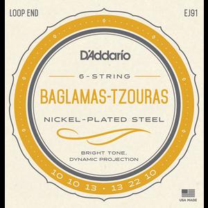 D'Addario EJ91 Baglamas-Tzouras String Set