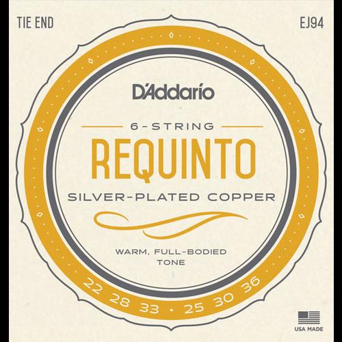 D'Addario D'Addario EJ94 Requinto String Set