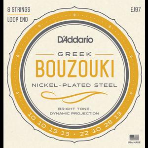 D'Addario EJ97 Greek Bouzouki String Set