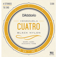 D'Addario EJ98 Cuatro-Venezuela String Set