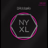 D'Addario 3-Pack NYXL Electric String Sets
