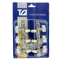 TGI Machineheads Classical (3-a-Side), Lyra Style, Nickel