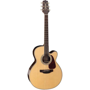 Takamine GN90CE Solid Spruce Top, Zircote Back
