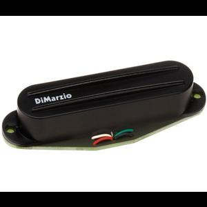 DiMarzio DP218 Super Distortion S Rail Pickup, Black