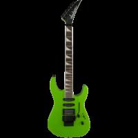 Jackson X Series Soloist SL3X,  Slime Green