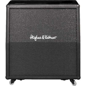 """Hughes & Kettner CC412A 4x12"""" Angled Cabinet, Greenbacks (Ex-Display, Store Collection Only)"""