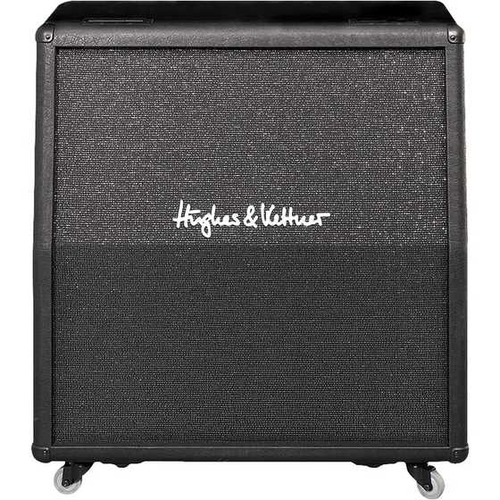 "Hughes & Kettner Hughes & Kettner CC412A 4x12"" Angled Cabinet, Greenbacks (Ex-Display, Store Collection Only)"