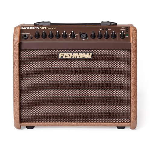 Fishman Fishman Loudbox Mini Charge 60W Battery-Powered Acoustic Amplifier