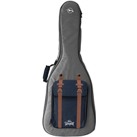 Seagull Gigbag, Grey And Navy Backpack, Dreadnought