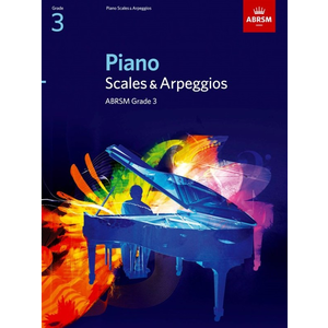 ABRSM Piano Scales and Broken Chords: From 2009 (Grade 3)