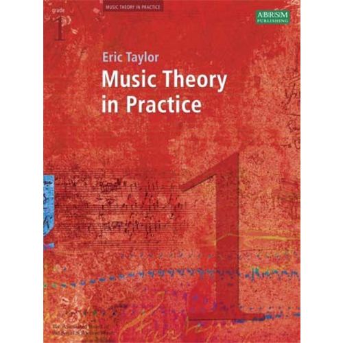 ABRSM Publishing Music Theory In Practice - Grade 1