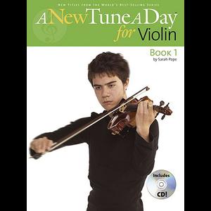 A New Tune A Day: Violin - Book 1 (CD Edition)