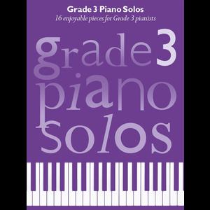 Grade 3 Piano Solos