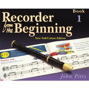 Recorder From The Beginning: Pupil's Book 1 (2004 Edition)