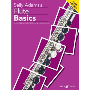 Sally Adams: Flute Basics (Pupil's Book/CD)