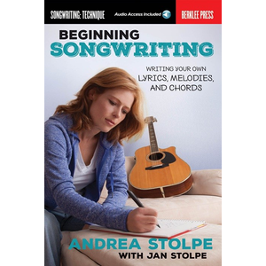 Beginning Songwriting (Book/Online Audio)