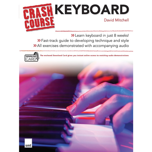 Music Sales Crash Course: Keyboard