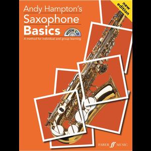 Andy Hampton Saxophone Basics - Pupil's Book (Alto Saxophone)