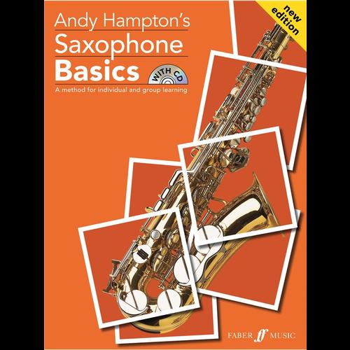 Faber Music Andy Hampton Saxophone Basics - Pupil's Book (Alto Saxophone)