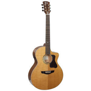 Faith PJE Legacy Neptune Electro-Acoustic, All Solid, Sitka Spruce Top, African Khaya Mahogany Back