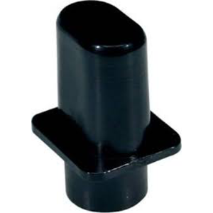 Boston Switch Cap, Hi Hat Model, Fits 3.5mm Blade, Black